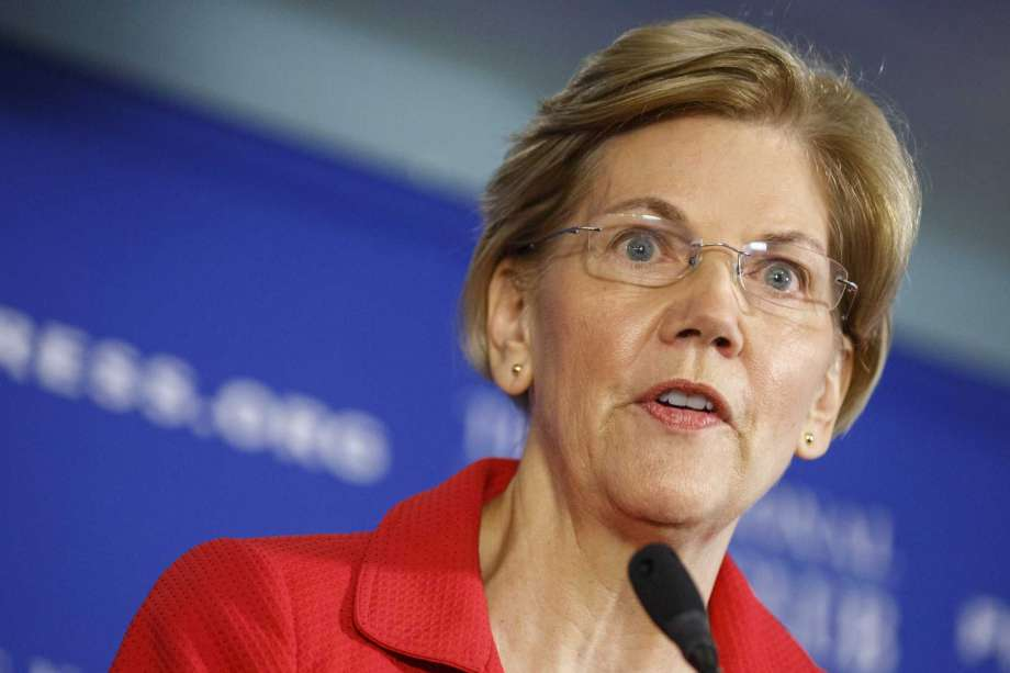 Elizabeth Warren Opened Her Mouth About College Being Too Expensive And Shoved Her Foot Right In It!