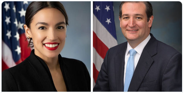 Ted Cruz And AOC Agree On Something