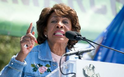 Delusional Maxine Waters Divides Dem Base With Impeachment Obsession