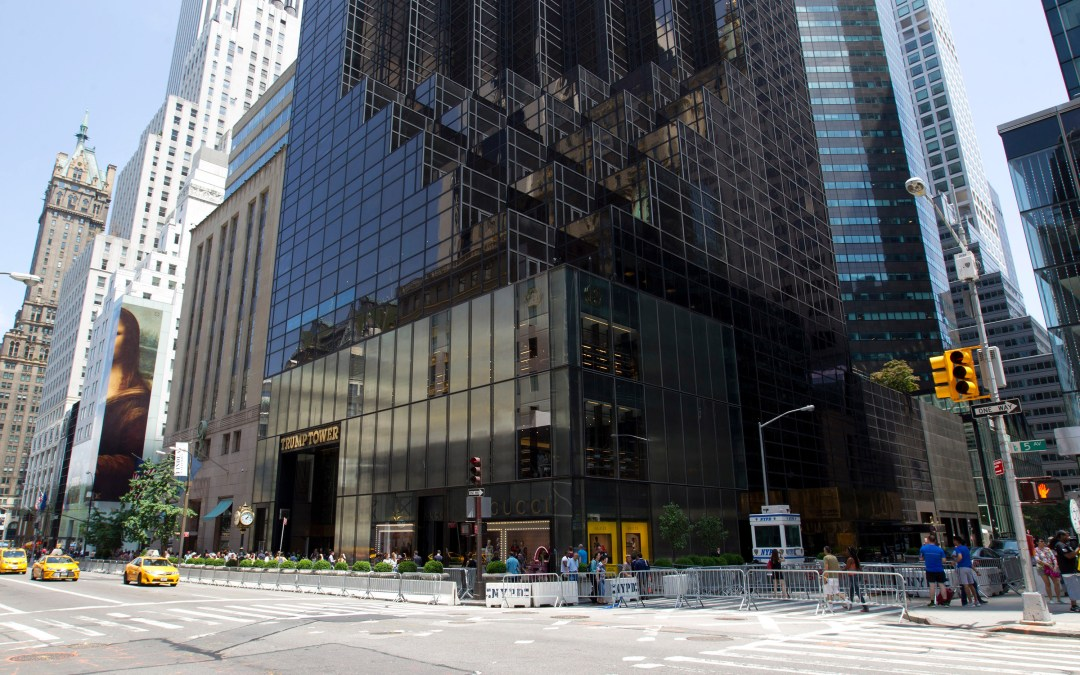 Man Threatens to Blowup Trump Tower