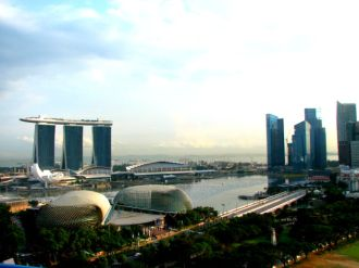 Marina Bay with the Marina Bay Sands - Things to Do in Singapore - The Trusted Traveller