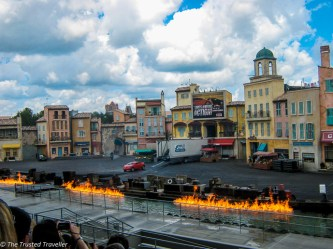 All action stunt show at Disney's Hollywood Studios - Guide to the Orlando Theme Parks - The Trusted Traveller