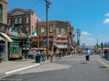 Street scenes at Universal Studios - Guide to the Orlando Theme Parks - The Trusted Traveller