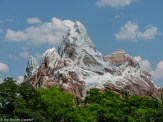 Replica Kilimanjaro at Disney's Animal Kingdom - Guide to the Orlando Theme Parks - The Trusted Traveller