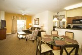 A guest suite at the Lake Buena Vista Village Resort & Spa - Where to Stay Near the Orlando Theme Parks - The Trusted Traveller