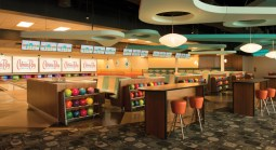 The bowling alley at Universal's Cabana Bay Beach Resort - Where to Stay Near the Orlando Theme Parks - The Trusted Traveller
