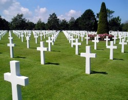 The American Cemetry at Colleville - The Best of France: A Two Week Itinerary - The Trusted Traveller