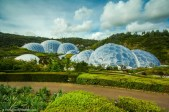 Eden Project, Cornwall - See the Best of England: A Three Week Itinerary - The Trusted Traveller
