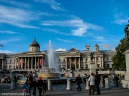 Trafalgar Square, London - See the Best of England: A Three Week Itinerary - The Trusted Traveller