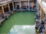 The Roman Baths, Bath - See the Best of England: A Three Week Itinerary - The Trusted Traveller