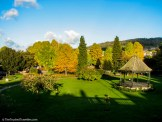 Princess Park in the centre of Bath - See the Best of England: A Three Week Itinerary - The Trusted Traveller