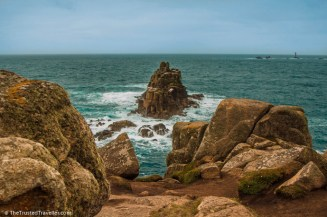 Lands End, Cornwall - See the Best of England: A Three Week Itinerary - The Trusted Traveller