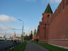 Kremlin Embankment, Moscow