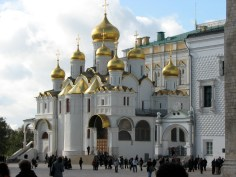 Annunciation Cathedral, The Kremlin, Moscow