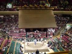 Grand Sumo Championships, Ryogoku, Tokyo