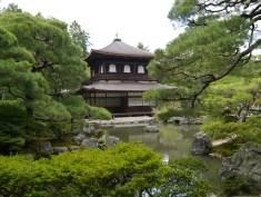 Ginkakuji or Silver Pavilion, Kyoto