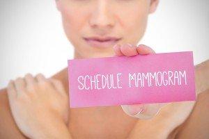 schedule mammogram