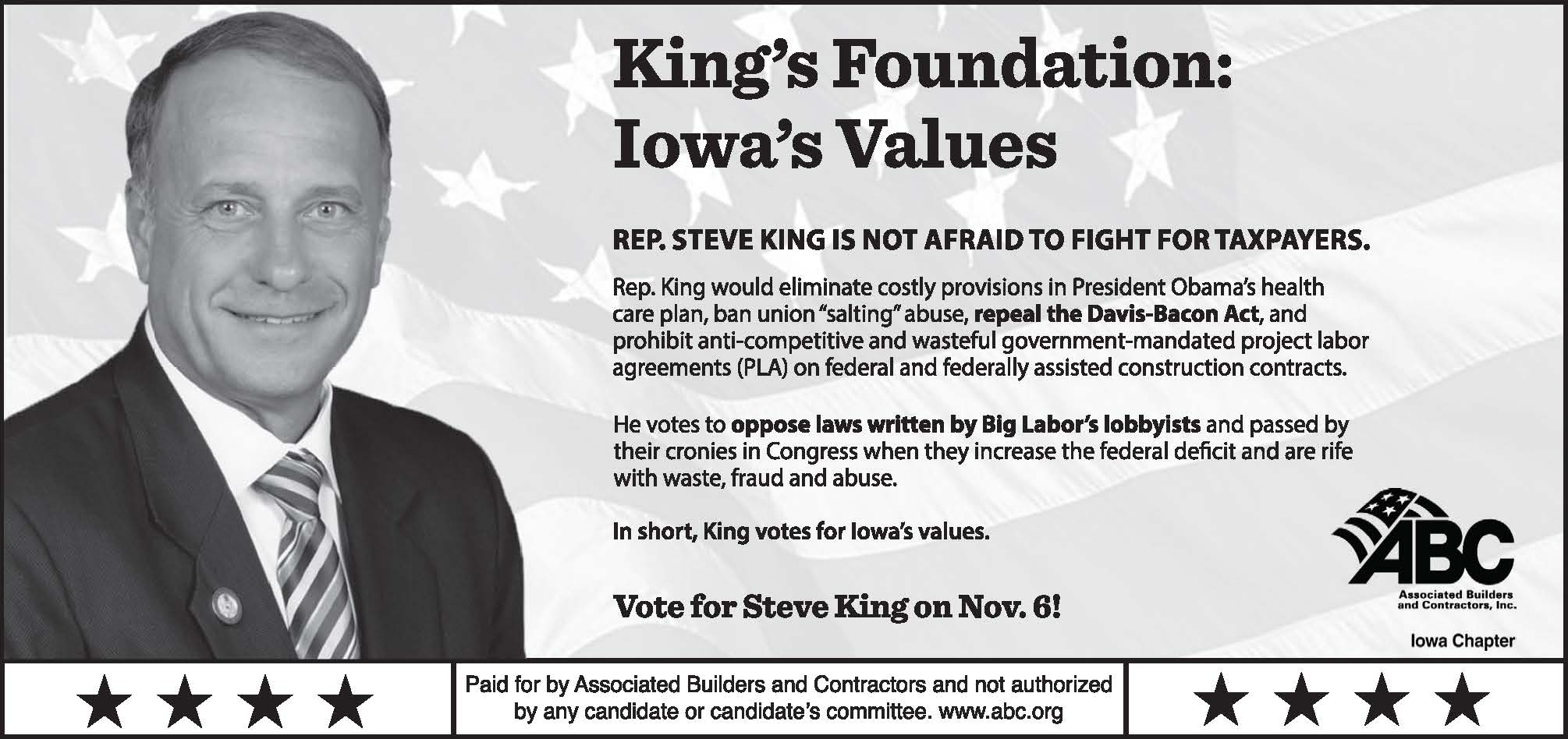 Image result for photos of rep steve king
