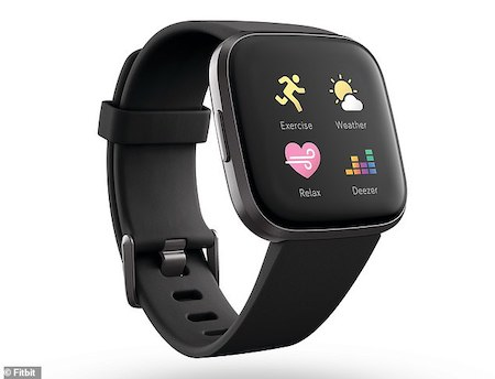 New Fitbit Versa 2: Government Spies on Your Wrist?
