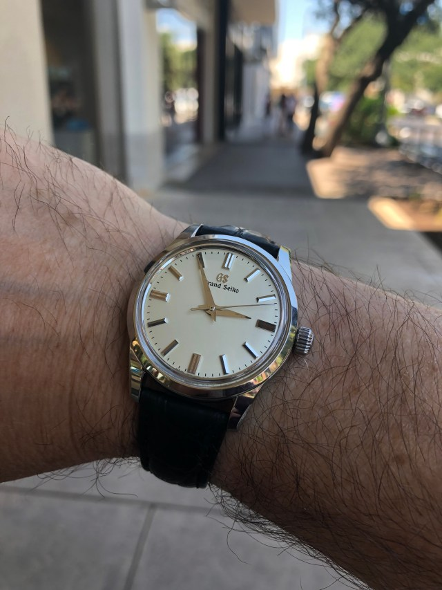 Grand Seiko - is not a Rolex and that's a good thing
