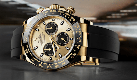 Rolex: not a watch for under $3k