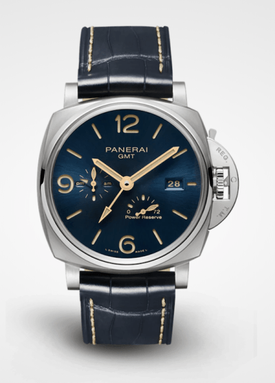 Panerai Luminor Due GMT in all its 45mm glory