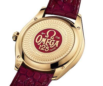 Omega 125th Anniversary Tresor