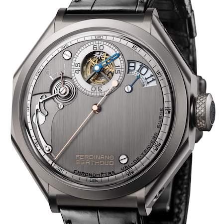 GPHG Chronometry finalist Chronometre Ferdinand Berthoud FB 1R.6-1