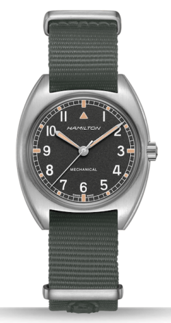 Hamilton Khaki Pilot Pioneer Mechanical, small but perfectly formed