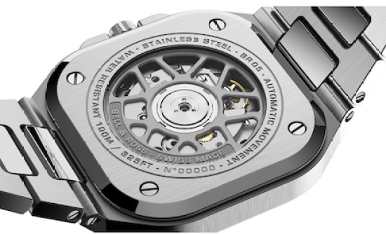 The Bell & Ross BR05 movement moves me