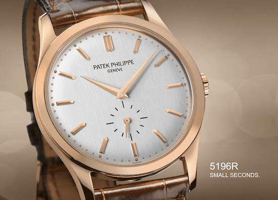 Patek Philippe will survive the smartwatch crisis