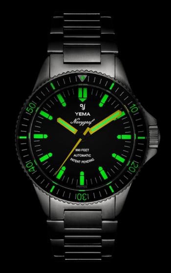 Yema Navygraph Heritage at night