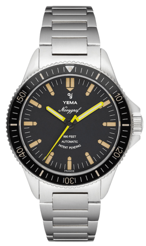 Yeam Yema Navygraf Heritage: one of the best dive watches under $1000