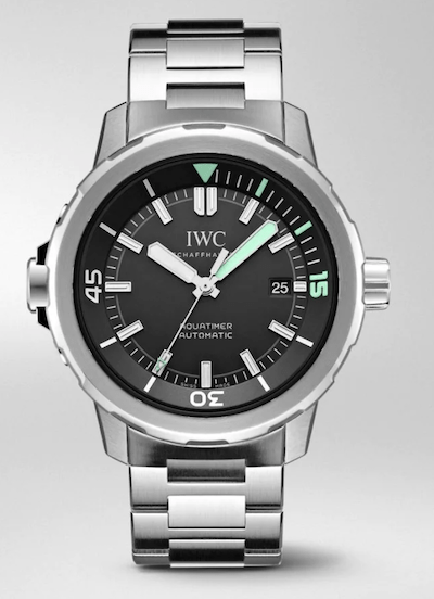 IWC Aquatimer - a solid choice in the world of Rolex Alternatives