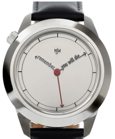 Mr. Jones The Accurate Automatic (courtesy watches.com)