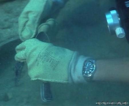 Nick Nolte's Rolex Submariner (courtesy watchuseek.com)