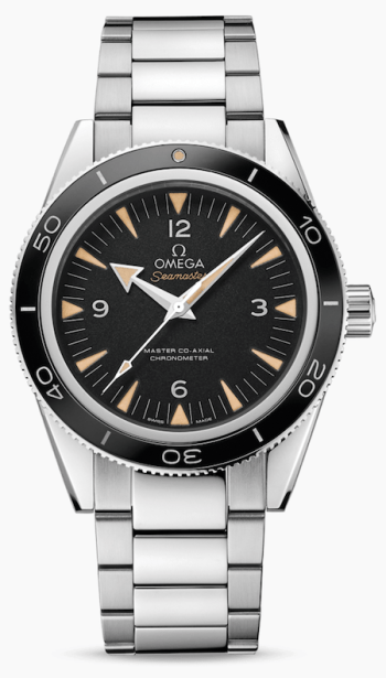 Omega Seamaster 300 - one of the best Rolex Submariner alternatives