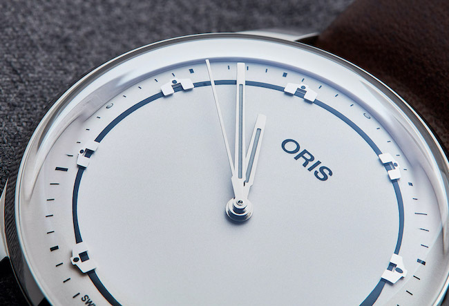 Oris Art Blakey Limited Edition close-up