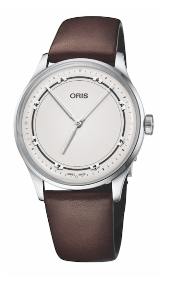 Oris Art Blakey Limited Edition on strap