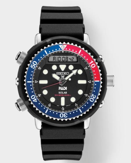 Seiko Prospex dive watch