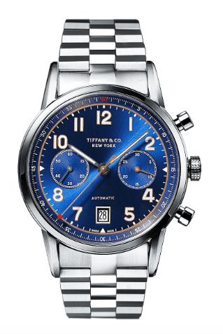 Tiffany watch: CT-60
