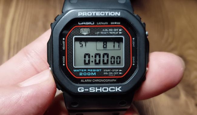 Casio G-SHOCK DW-5000C
