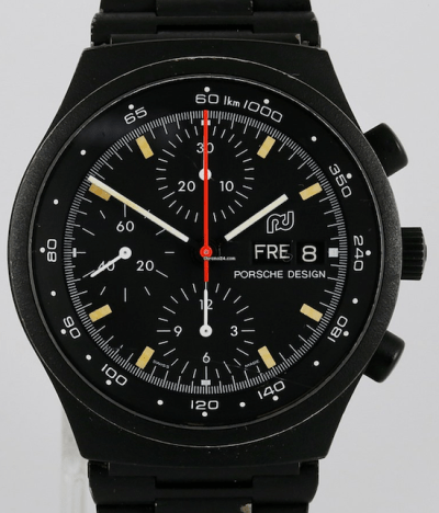 Orfina Porsche Design watch