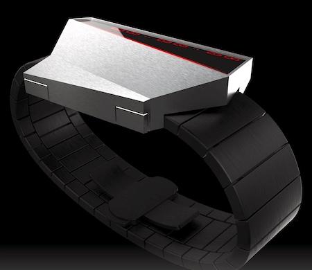 Anicorn Cybertime with bracelet
