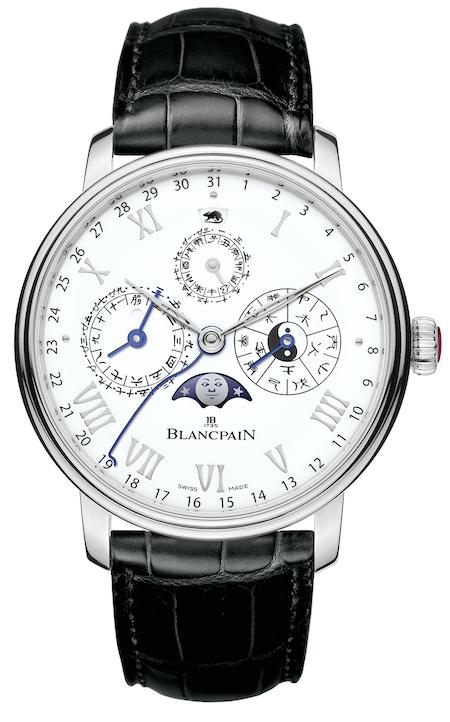 Blancpain rat watch