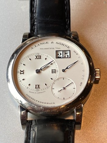 One the greatest traditional watches: the Lange 1 in all its glory