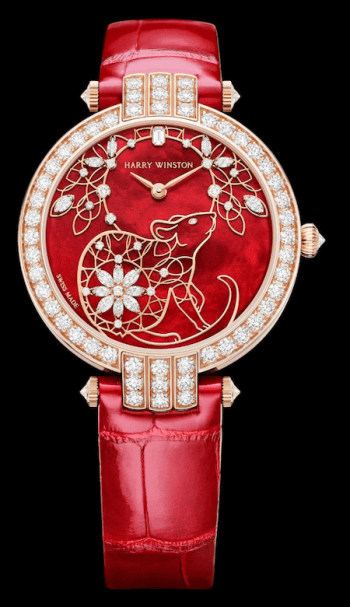 New watch alert - Harry Winston Premier Chinese New Year Automatic