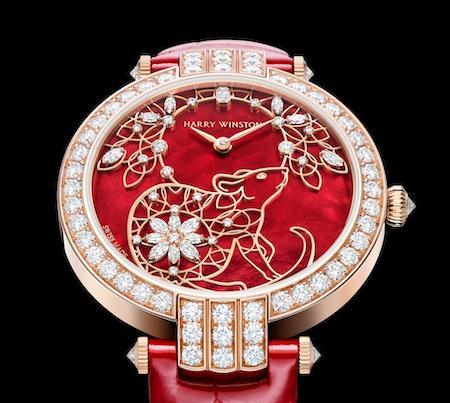 New watch alert - Harry Winston rat watch