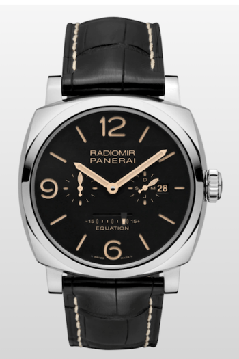 New watch alert - Panerai Luminor Equation of Time