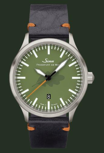 New watch round up - Sinn WILD UND HUND 6068